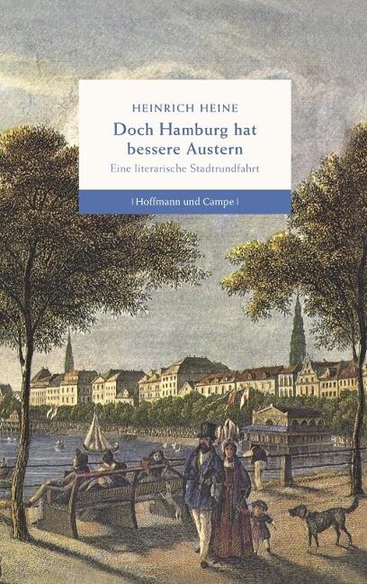 Doch Hamburg hat bessere Austern als Buch