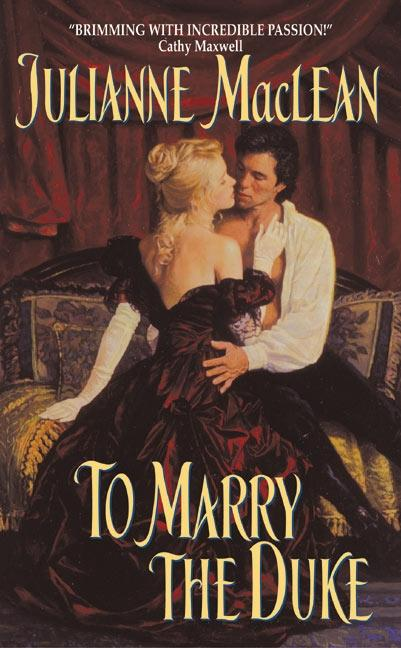 To Marry the Duke als Taschenbuch