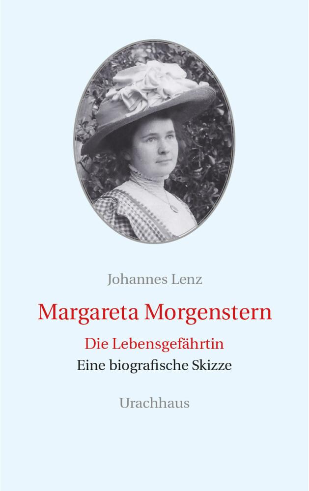 Margareta Morgenstern als Buch von Johannes Lenz