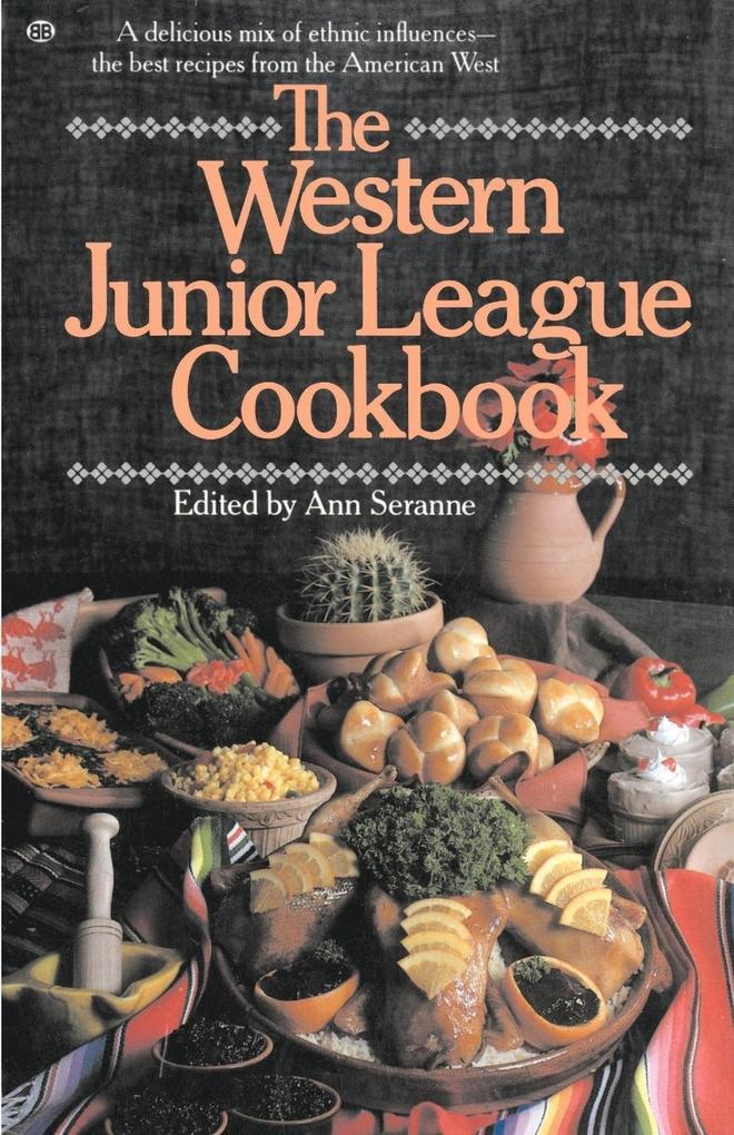 Western Junior League Cookbook als Taschenbuch