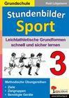 Stundenbilder Sport 3 - Grundschule
