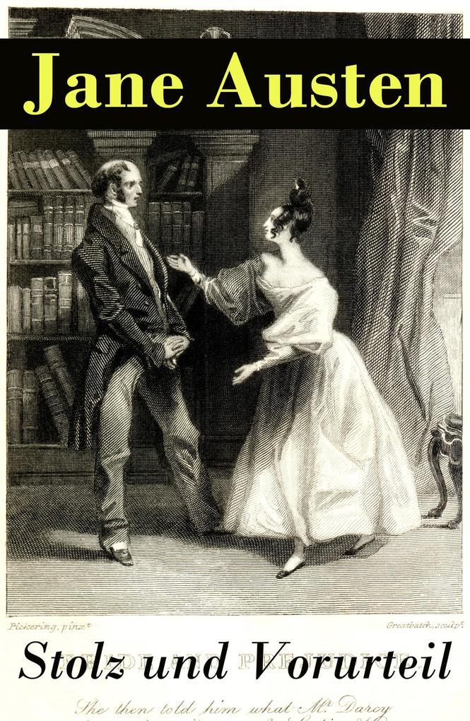 Stolz und Vorurteil (Vollständige deutsche Ausgabe) als eBook von Jane Austen