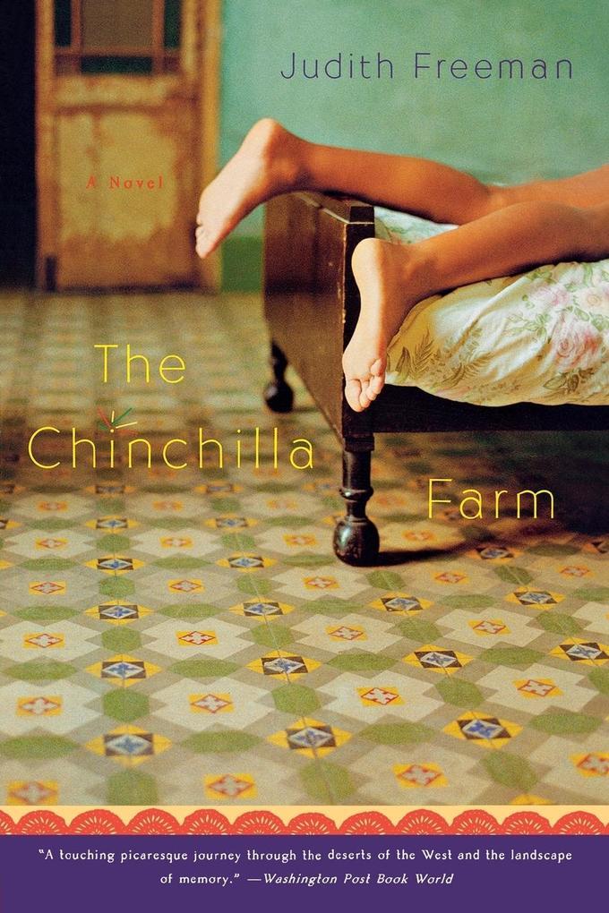 The Chinchilla Farm als Taschenbuch