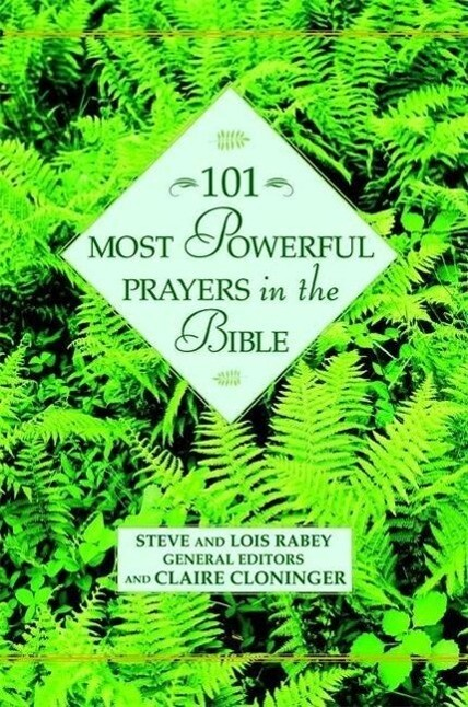 101 Most Powerful Prayers in the Bible als Buch