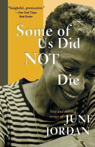 Some of Us Did Not Die: New and Selected Essays als Taschenbuch