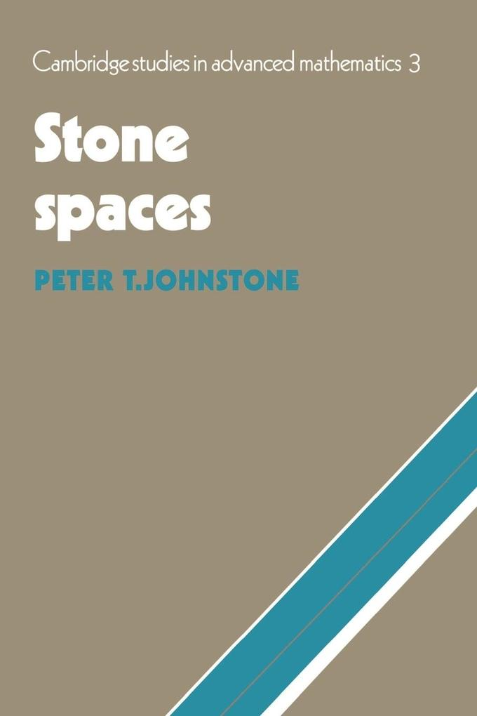 Stone Spaces als Buch