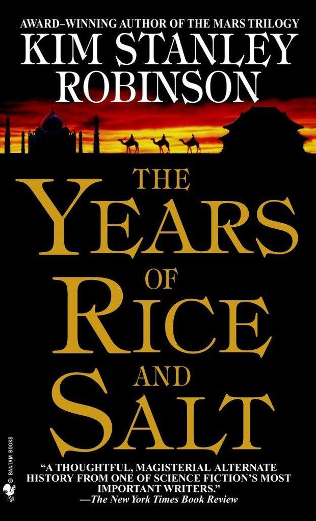 The Years of Rice and Salt als Taschenbuch