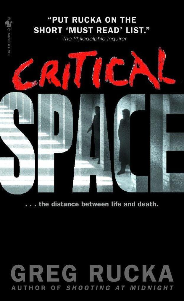 Critical Space als Taschenbuch