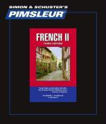 Pimsleur French Level 2 CD: Learn to Speak and Understand French with Pimsleur Language Programs als Hörbuch
