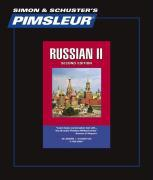 Pimsleur Russian Level 2 CD: Learn to Speak and Understand Russian with Pimsleur Language Programs als Hörbuch