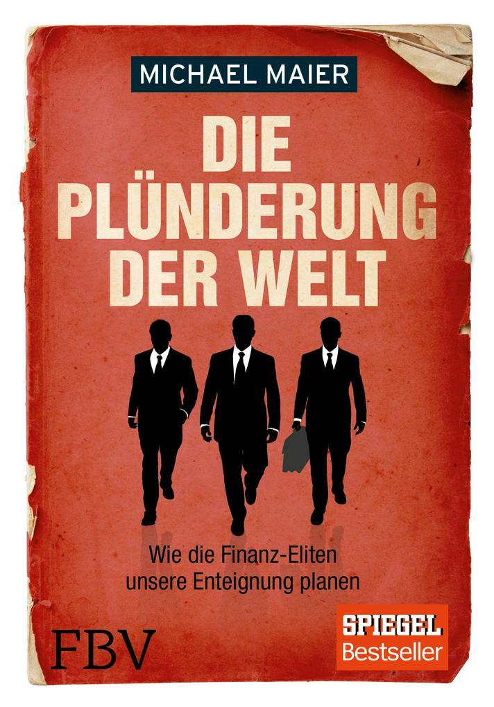 Die Plünderung der Welt als Buch
