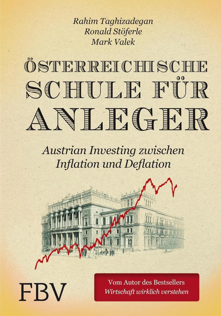 Österreichische Schule für Anleger als Buch