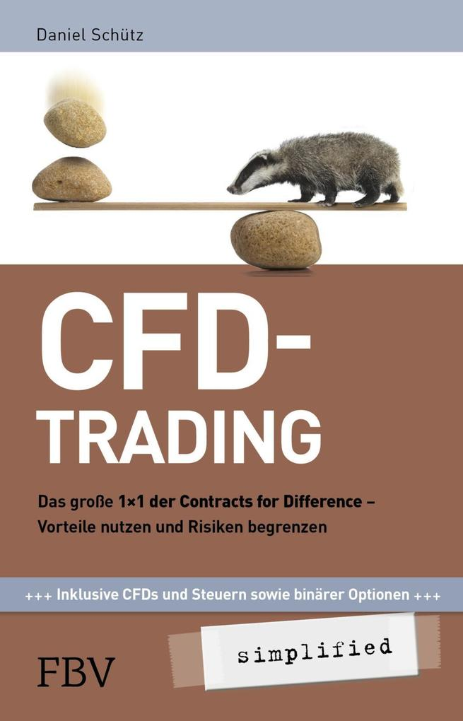 CFD-Trading simplified als Buch