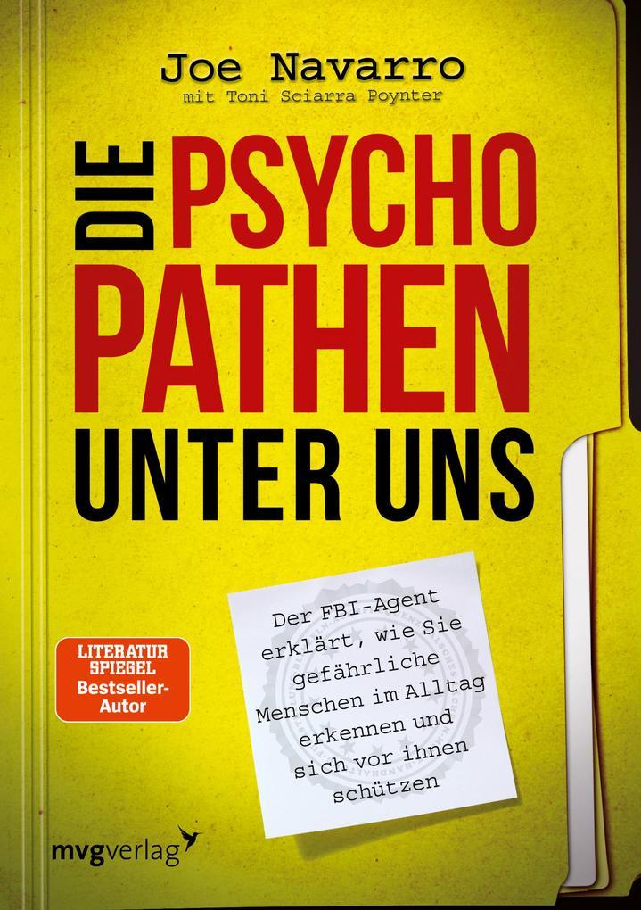 Die Psychopathen unter uns als Buch