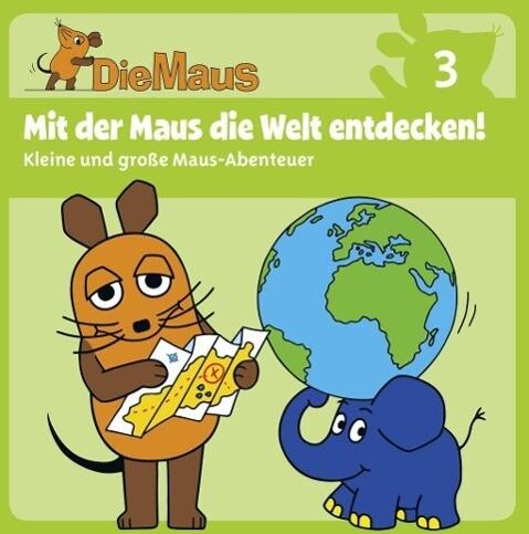 Die Sendung mit der Maus - CD 3 als CD