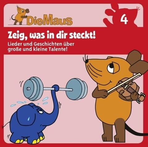 Die Sendung mit der Maus - CD 4 als CD