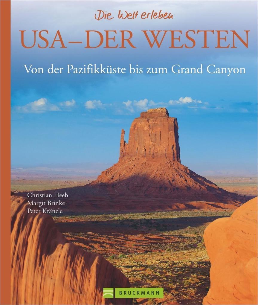 USA - Der Westen als Buch