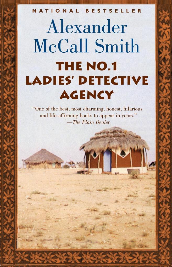 The No. 1 Ladies' Detective Agency als Taschenbuch