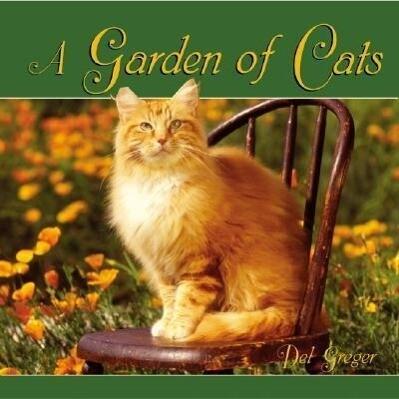 A Garden of Cats als Buch