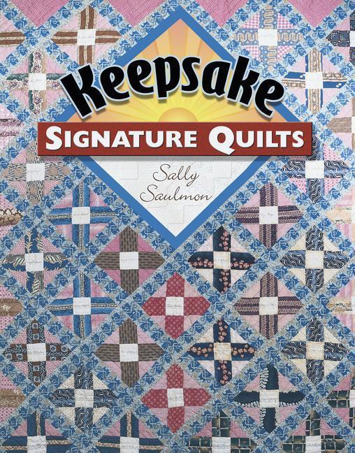 Keepsake Signature Quilts als Taschenbuch