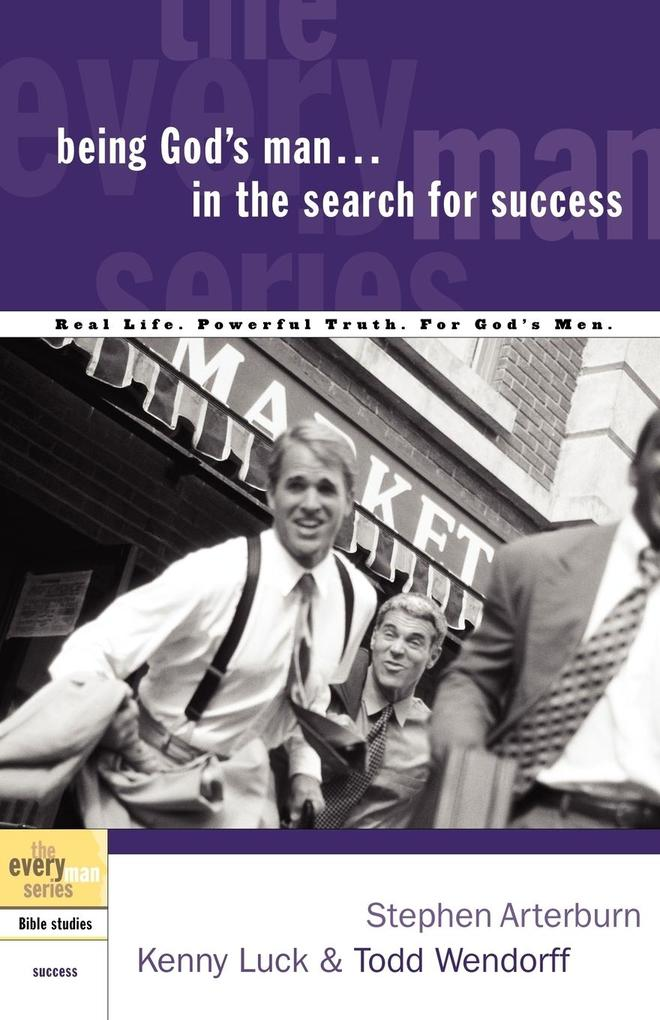 Being God's Man in the Search for Success als Taschenbuch