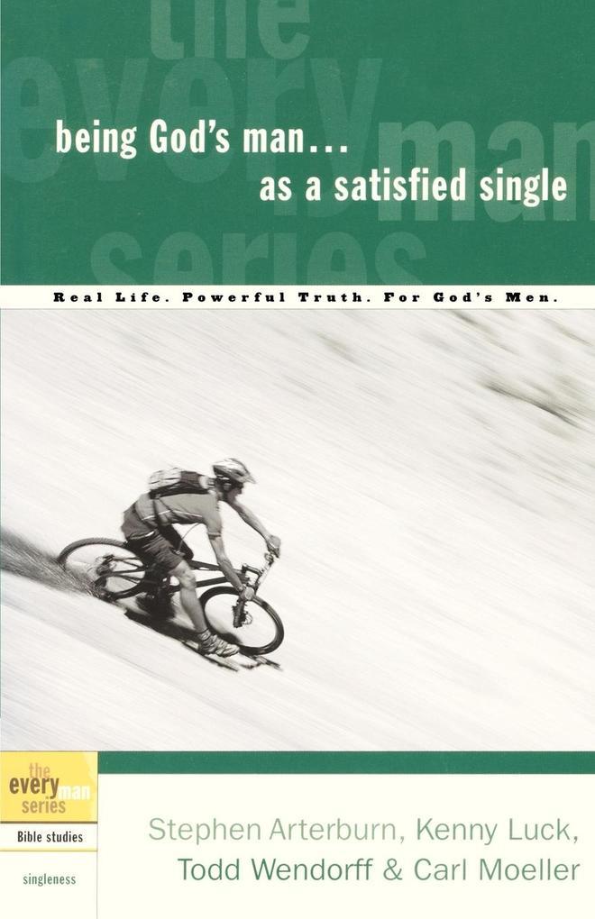 Being God's Man as a Satisfied Single als Taschenbuch