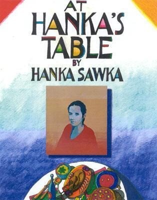 At Hanka's Table als Buch