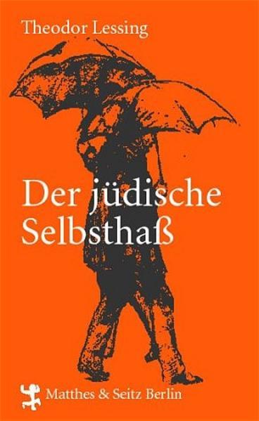 Der jüdische Selbsthass als Buch