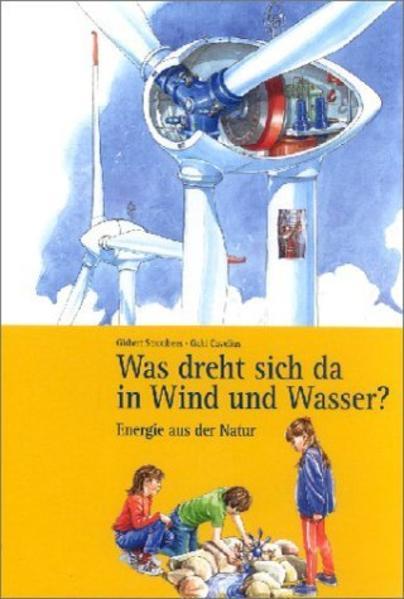 Was dreht sich da in Wind und Wasser? als Buch