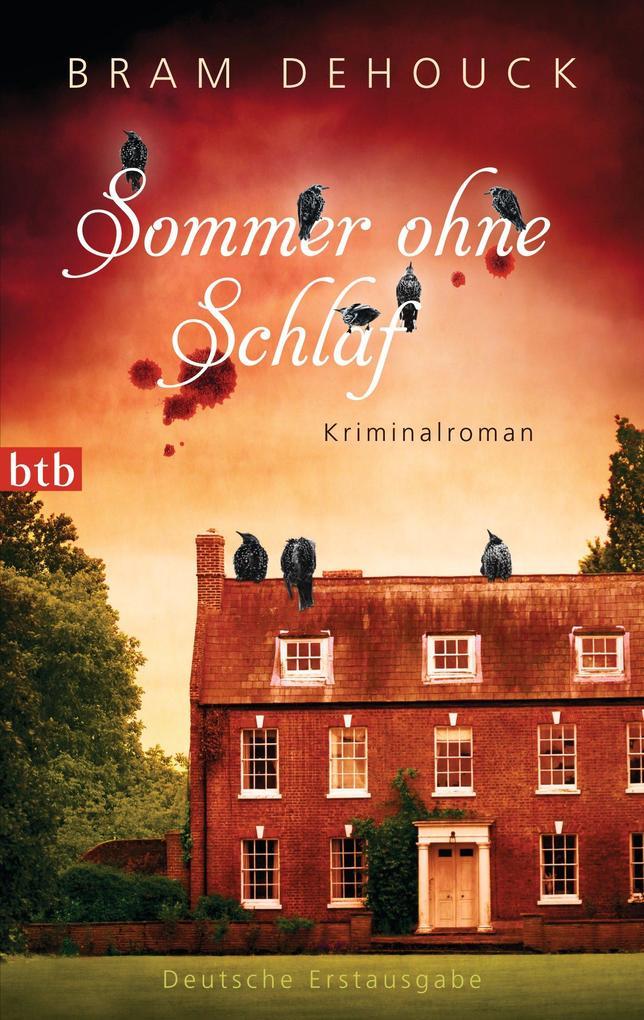 Sommer ohne Schlaf als eBook von Bram Dehouck