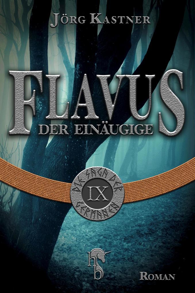 Flavus der Einäugige als eBook von Jörg Kastner