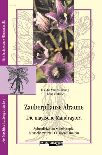 Zauberpflanze Alraune als Buch