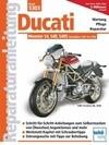 Ducati Monster mit 4 Ventilen, Desmo, Wasserkühlung, Einspritzung