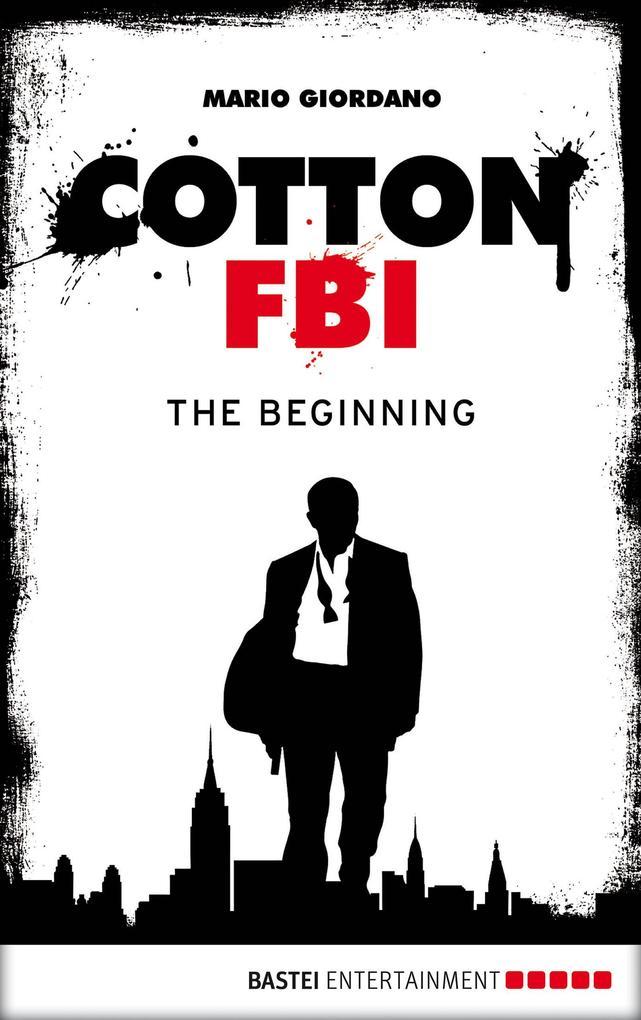 Cotton FBI - Episode 01 als eBook