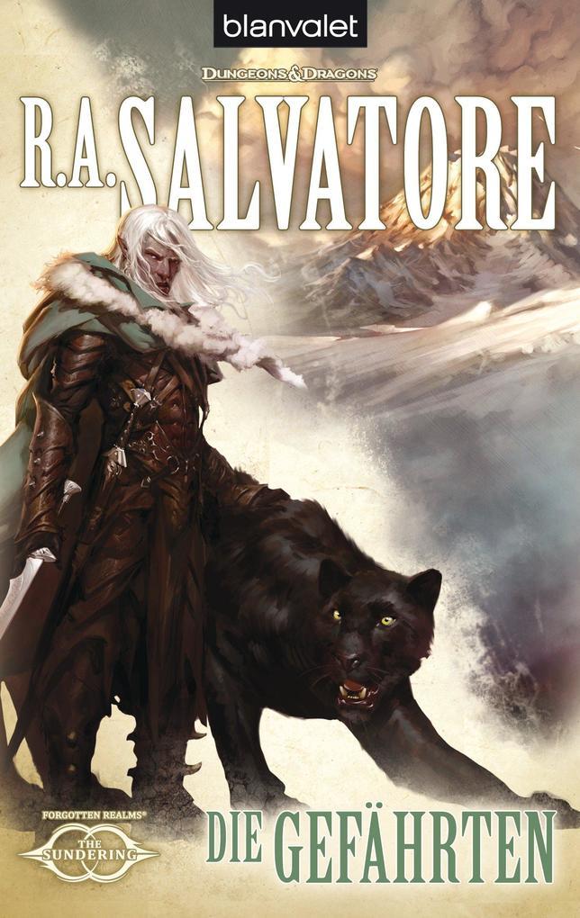 Die Gefährten als eBook von R.A. Salvatore