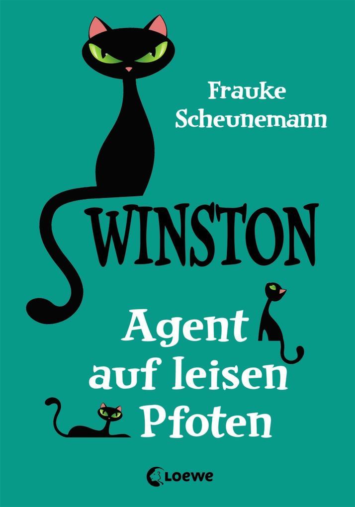 Winston 2 - Agent auf leisten Pfoten als eBook von Frauke Scheunemann