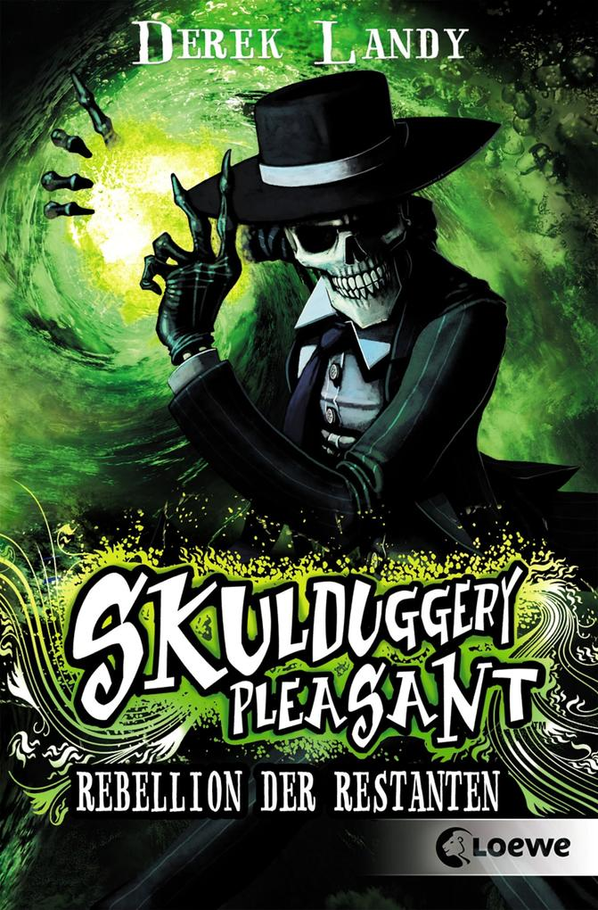Skulduggery Pleasant 5 - Rebellion der Restanten als eBook
