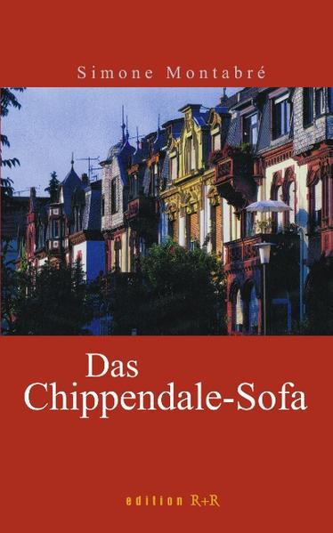 Das Chippendale-Sofa als Buch