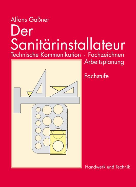 Der Sanitärinstallateur als Buch