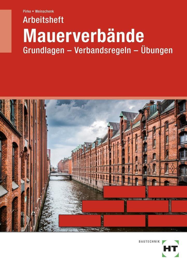 Mauerverbände. Arbeitsheft als Buch