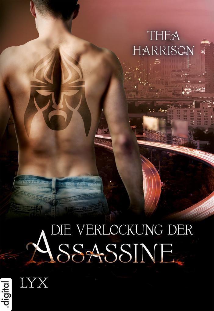 Die Verlockung der Assassine - Elder Races Novelle als eBook