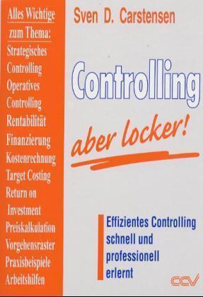 Controlling - aber locker! als Buch