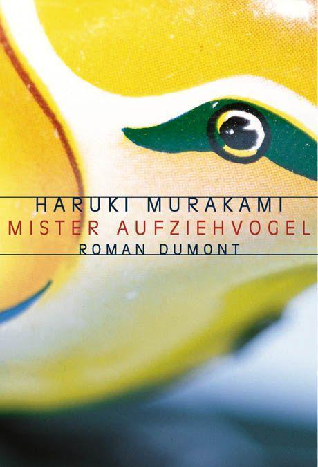 Mister Aufziehvogel als Buch