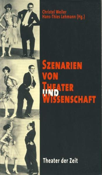 Szenarien von Theater und Wissenschaft als Buch