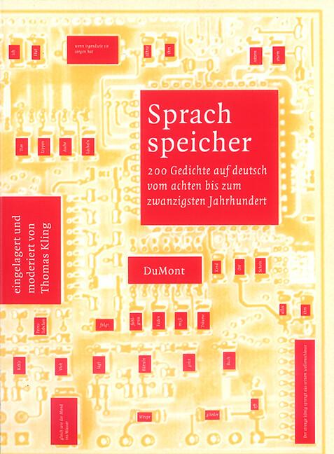 Sprachspeicher als Buch