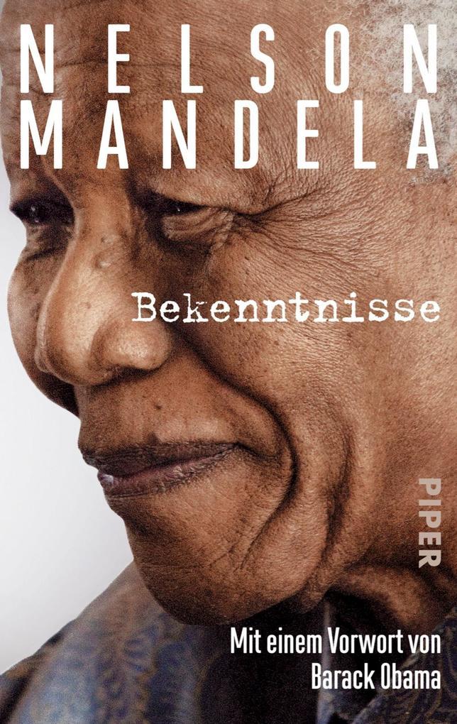 Bekenntnisse als eBook von Nelson Mandela
