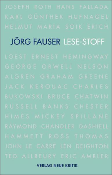 LESE-STOFF als Buch