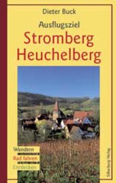 Ausflugsziel Stromberg-Heuchelberg als Buch