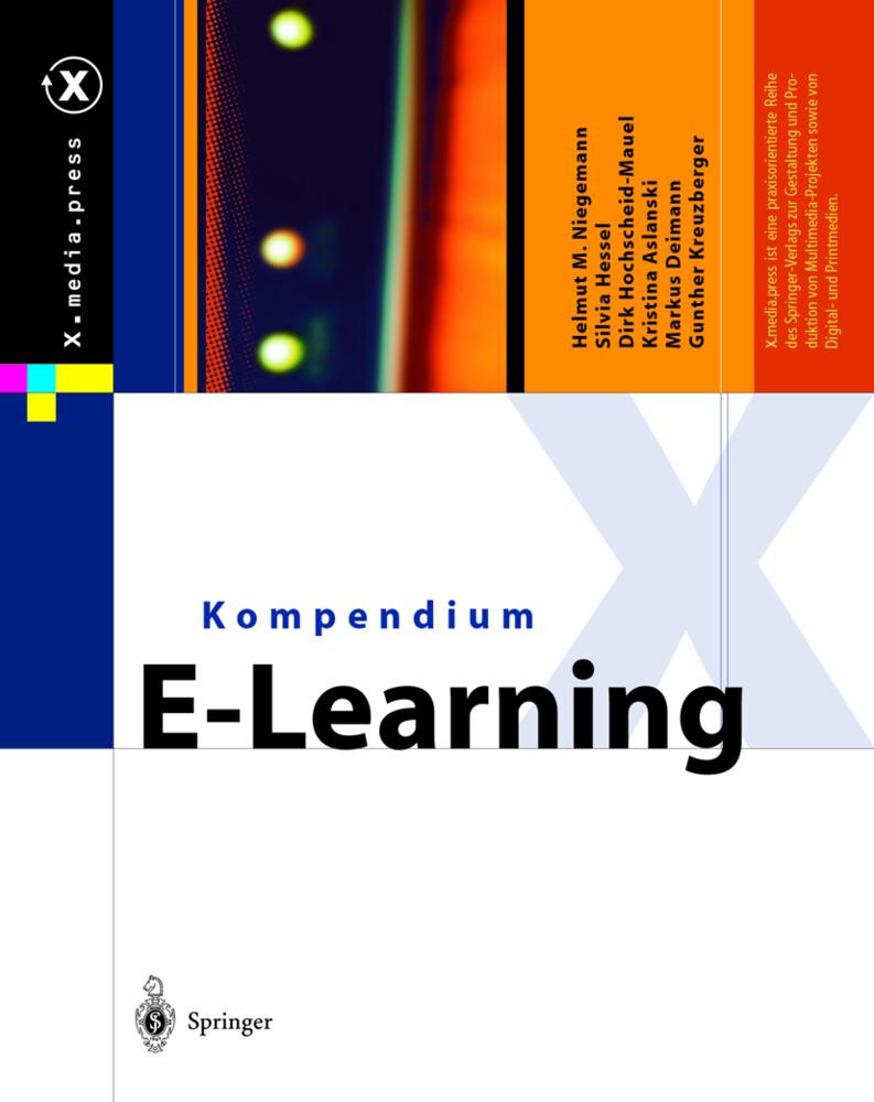 Kompendium E-Learning als Buch