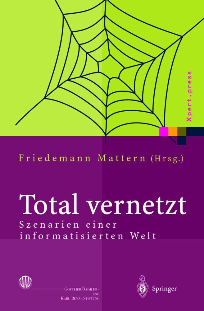 Total vernetzt als Buch